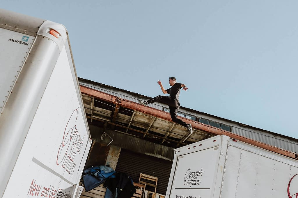 Stunt Team Building Events