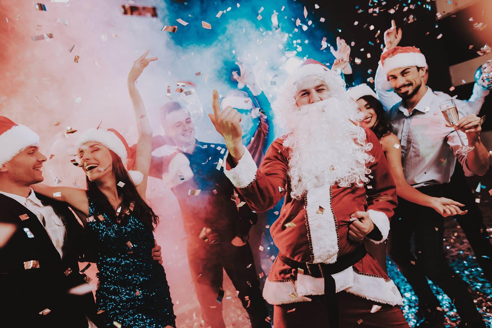 christmas party ideas blog