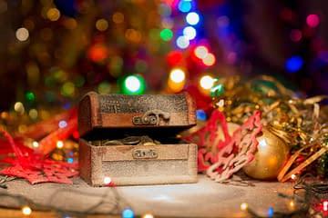 Christmas Team Building Treasure Hunt